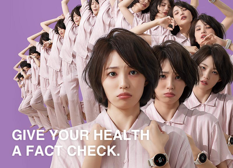 Give your health a fact check.