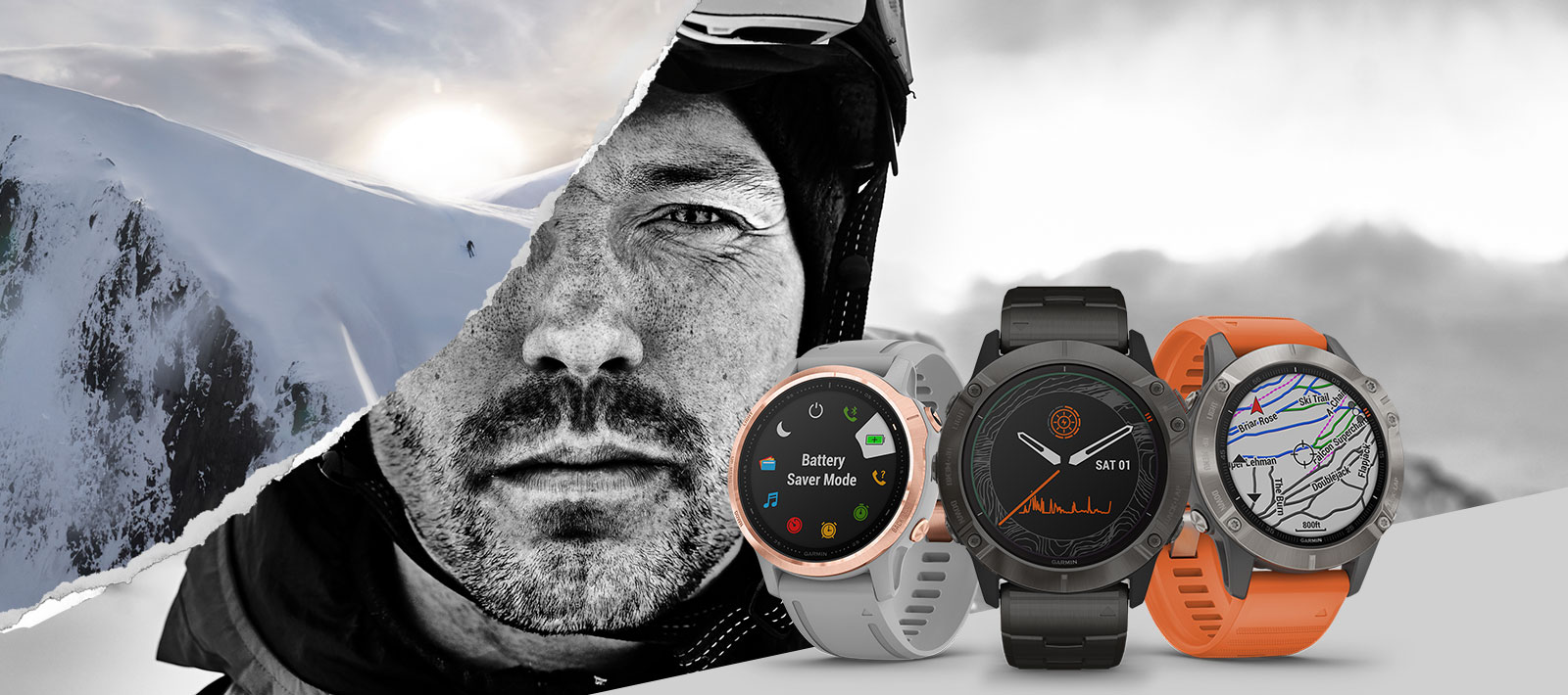fēnix 6 Series - Premium Multisport GPS Wearable Device