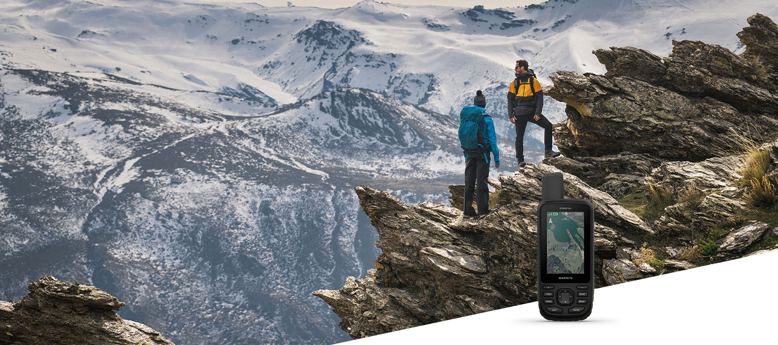 GPSMAP 66s - Premium GPS Handheld with BirdsEye Satellite Imagery Subscription