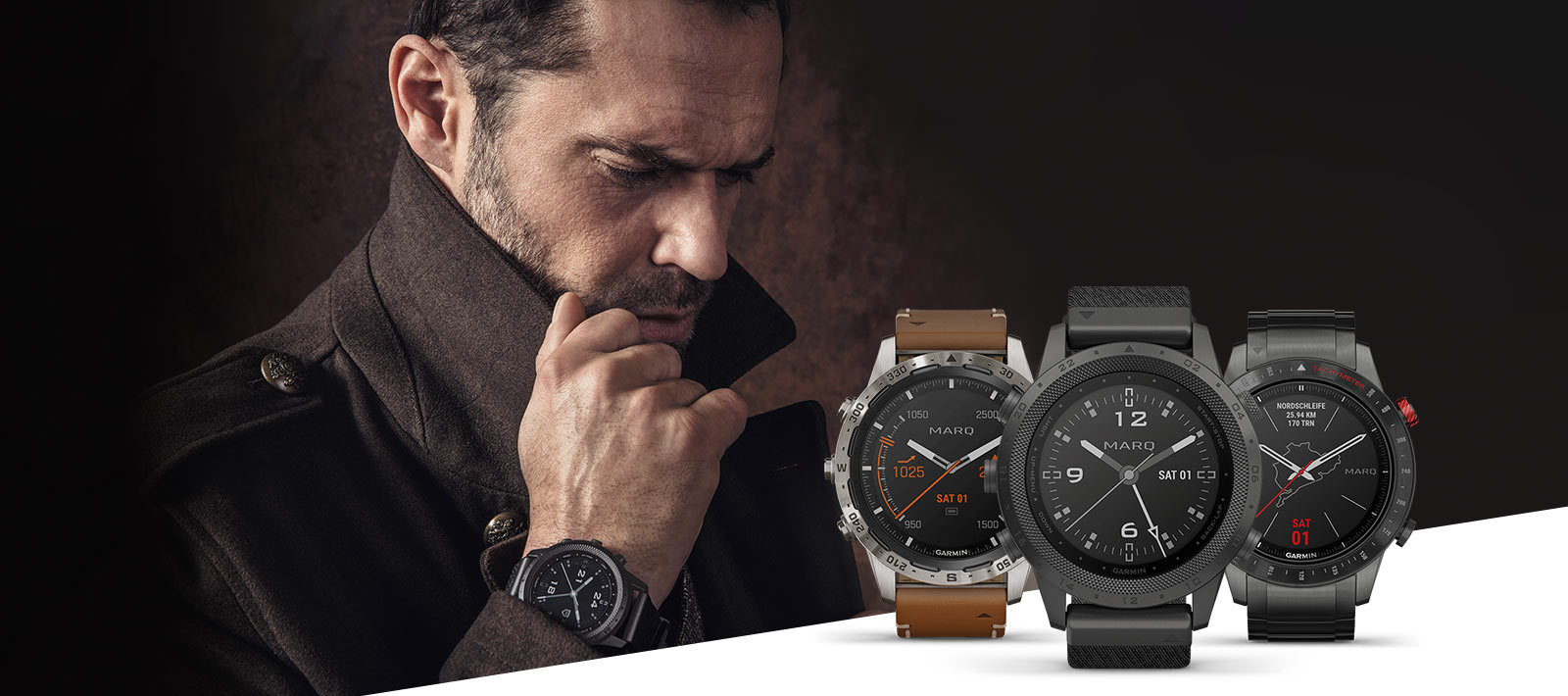 MARQ Collection  - Luxury Modern Tool Watches