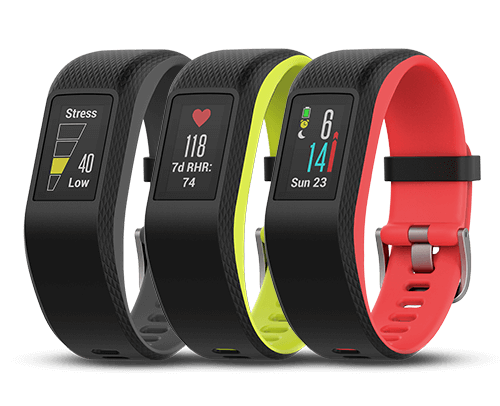 vívosport TM - Smart GPS Activity Tracker