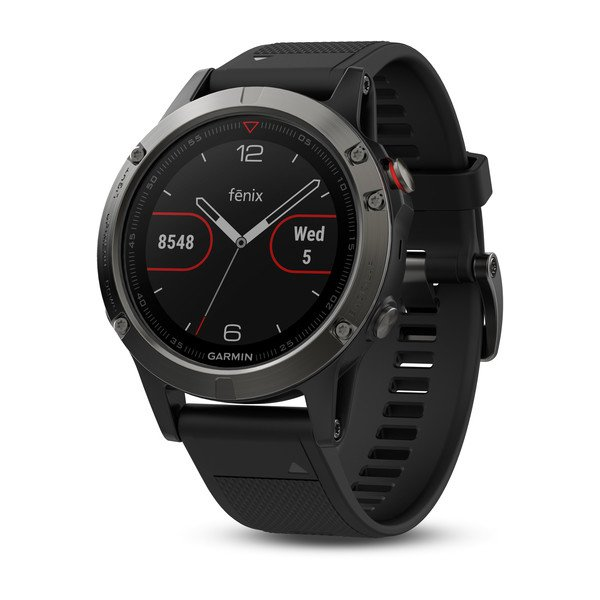 fēnix® 5 | Wearables | Products | Garmin | India | Home