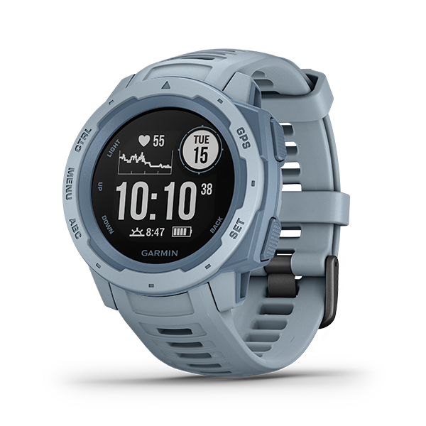 Instinct   Wearables   Products   Garmin   India   Home