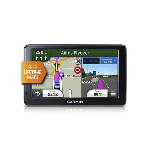 Garmin Nuvi 1300 Update >> On The Road | Products | Garmin India